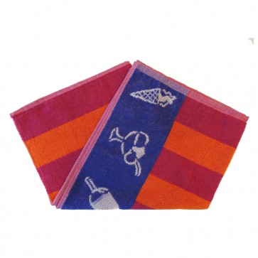 Jorzolino Red Ice Cream Kitchen Towels