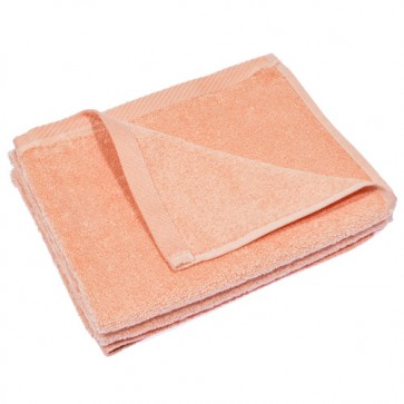 Venus Orange Bath Towel