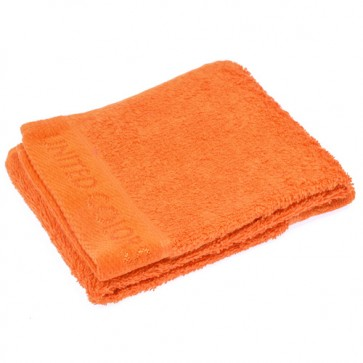 Benetton Orange Towel 50x100cm