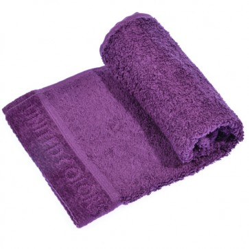 Benetton Purple Towel 100x150cm