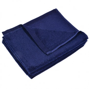 Venus Dark Blue Bath Towel