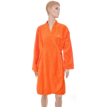 Benetton Glitter Orange Bath Robe