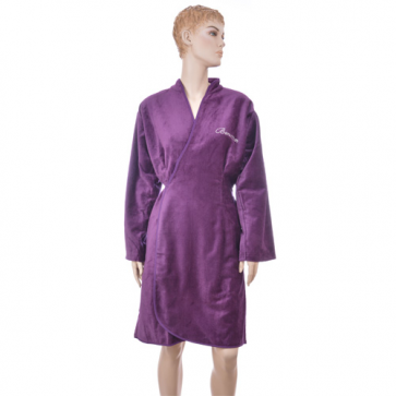 Benetton Glitter Purple Bath Robe