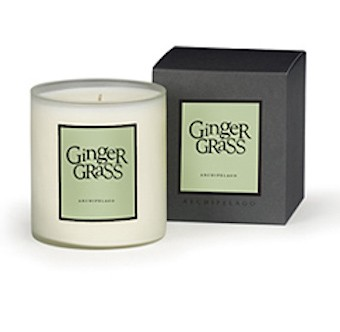 Ginger-grass Soy Candle