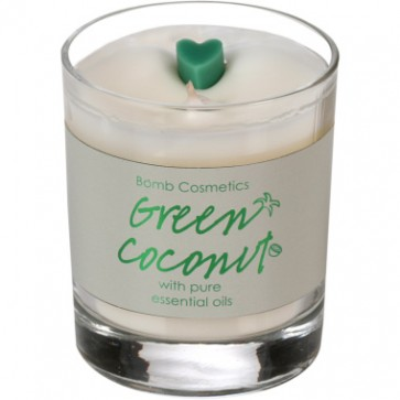 Green Coconut Candle