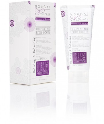 Calming & Relaxing Refining Body Scrub 200ml