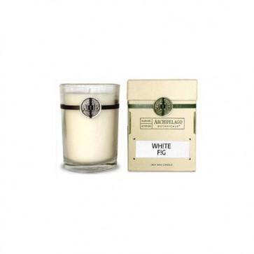 Archipelago White Fig Soy Candle 50h