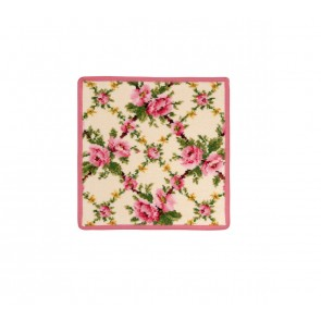Amelie Chenille Pink Face Towel