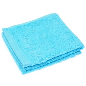 Benetton Blue Hand Towel 30x50