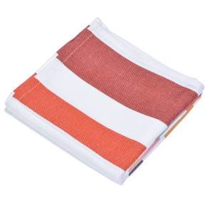 Cookware Orange Pink Tea Towel