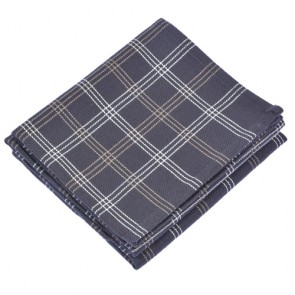 Cookware Grey Check Tea Towel