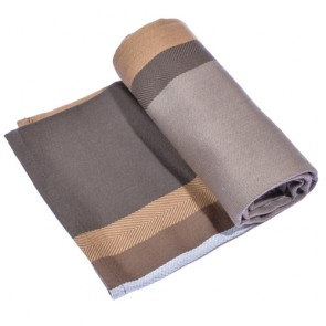Cookware Brown Stripe Tea Towel