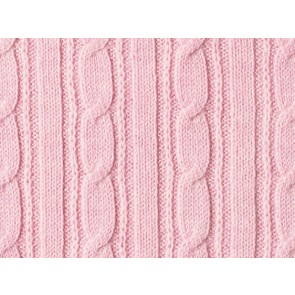 Eagle Max Pink Lambswool Baby Blanket