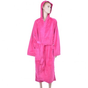 Benetton Cyclamen Bath Robe