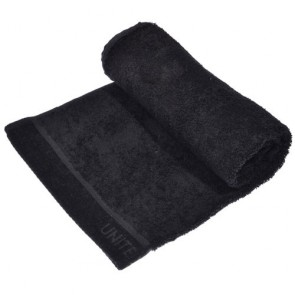 Benetton Black Bath Towel 100x150cm