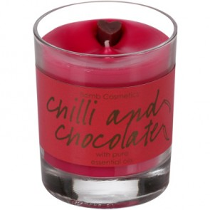 Chili and Chocolate Candle