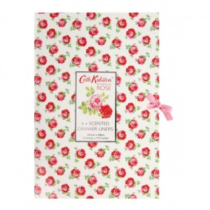 Cath Kidston Rose Scented Drawer liners