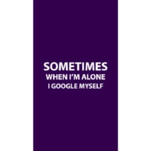 JMA Google Purple Beach Towel