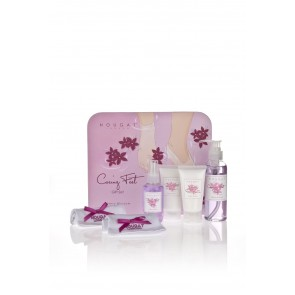 Cherry Blossom Caring Feet Gift Set