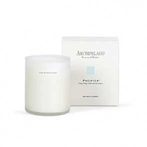 Archipelago Pacifica Soy Candle 90h