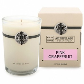 Archipelago Pink Grapefruit Soy Candle 50h